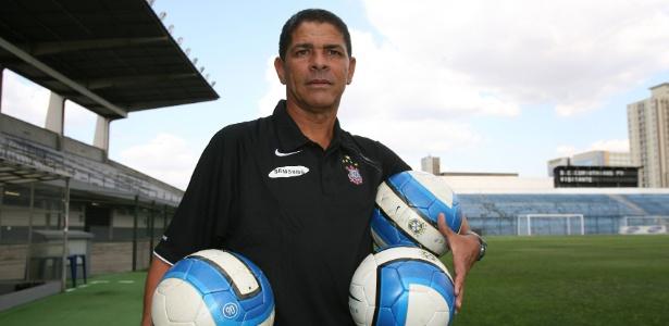 Zé Augusto foi técnico efetivo do Corinthians em cinco partidas