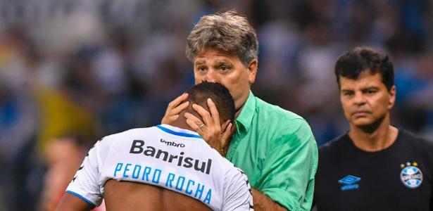 Renato Gaúcho vira pivô de possível renovação de contrato de Pedro Rocha