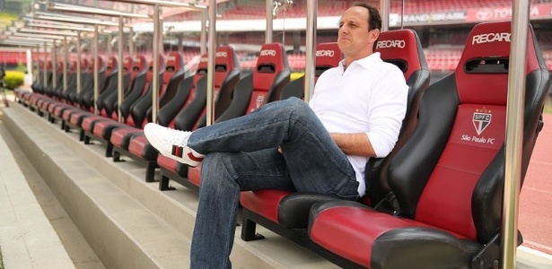 Rogério Ceni será o técnico do São Paulo em 2017