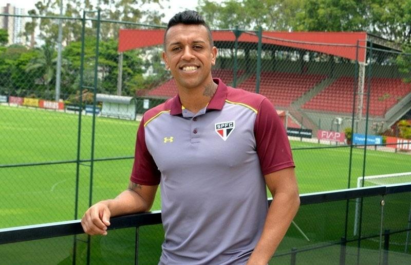 Sidão já veste camisa do São Paulo