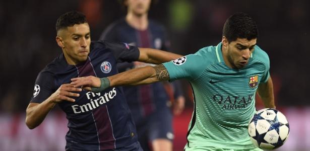 Na partida de ida, Barcelona perdeu por 4 a 0 para o PSG