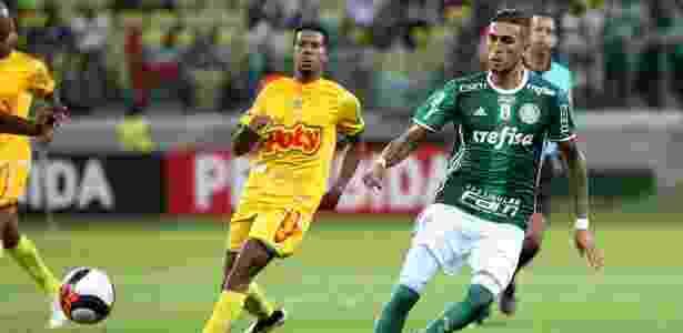 Rafael Marques fez sua primeira partida oficial em 2017 - LUIS MOURA/WPP/ESTADÃO CONTEÚDO - LUIS MOURA/WPP/ESTADÃO CONTEÚDO