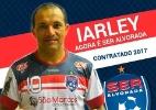 Aposentado dos gramados, Iarley reforça time de futsal do RS aos 43 anos - Divulgação