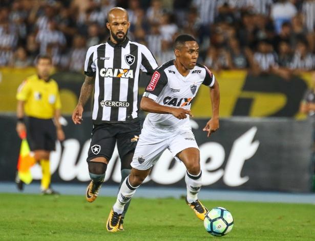 Elias foi a principal contratação do Atlético-MG para a temporada
