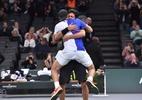 Marcelo Melo e Lukasz Kubot vencem Masters 1000 de Paris, 3º título do ano - CHRISTOPHE ARCHAMBAULT/AFP PHOTO