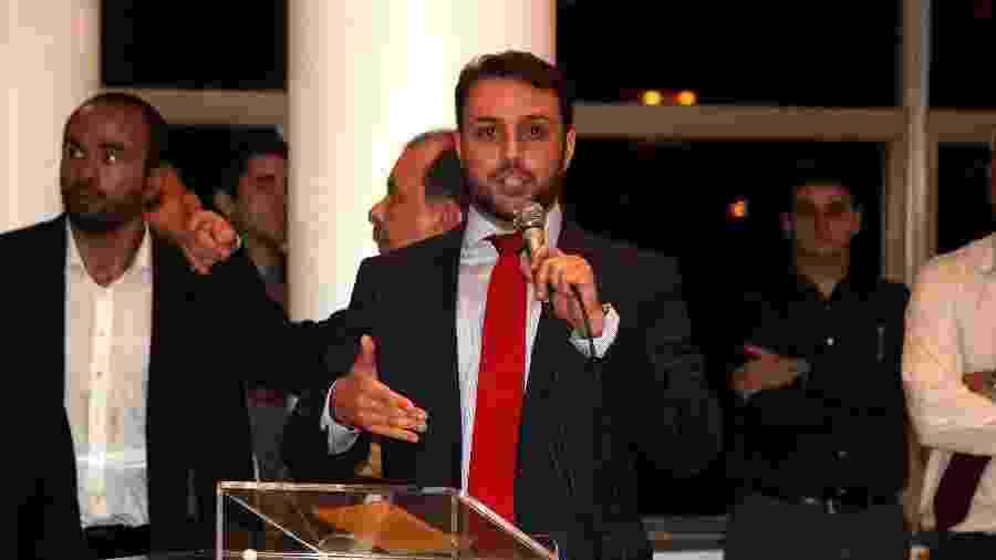 Julio Brant é um dos cinco candidatos à presidência do Vasco na eleição que acontecerá dia 7 de novembro - Paulo Fernandes/Vasco