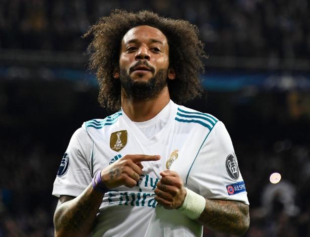 Marcelo está de volta! Lateral brasileiro foi relacionado pelo Real para o jogo de sábado
