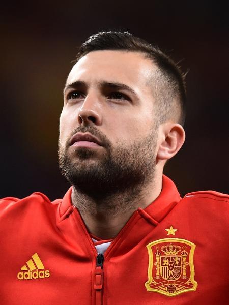 Lateral do Barcelona ficou fora da lista de convocados de Luis Enrique - Denis Doyle/Getty Images