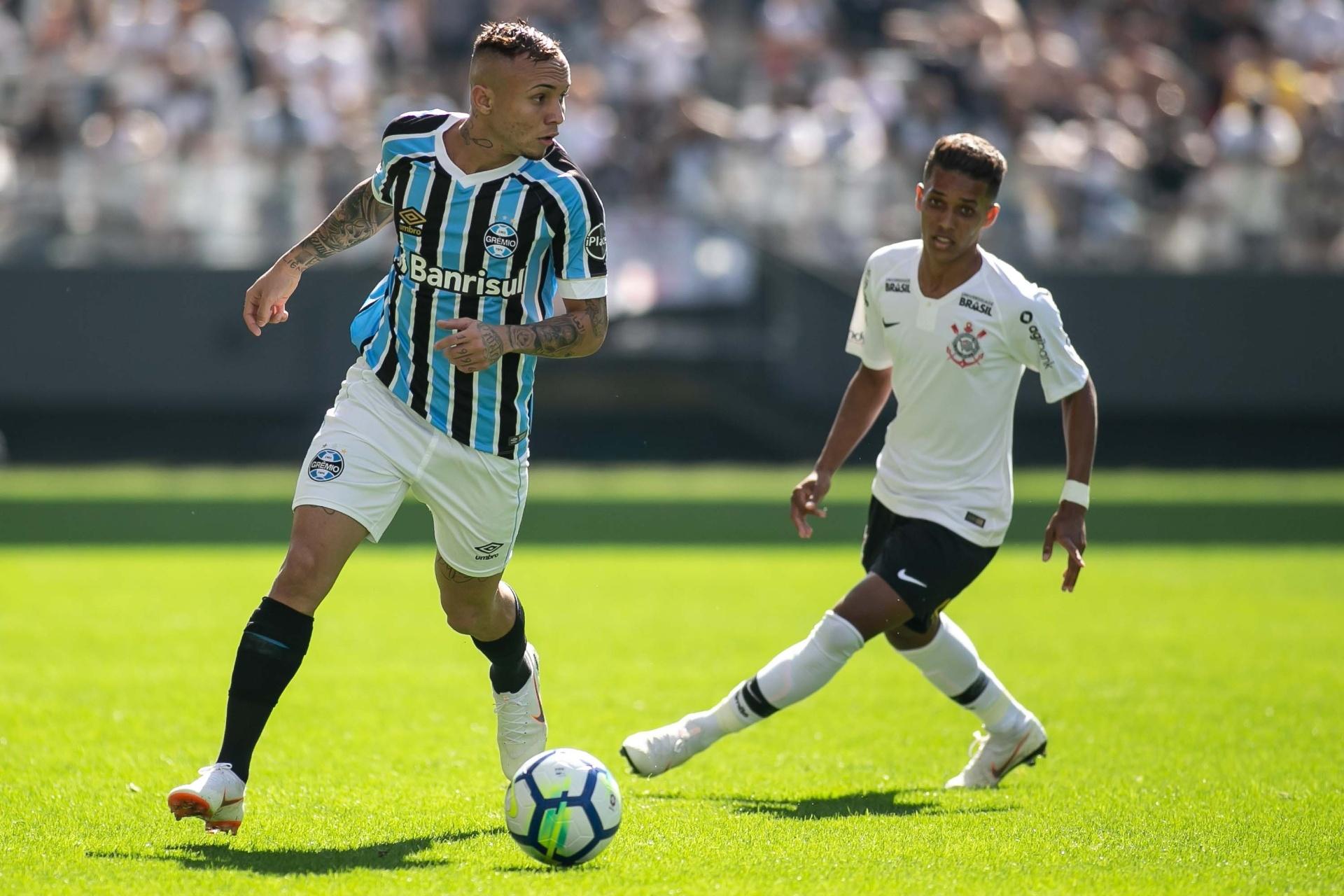 Corinthians vira com reservas e vence amistoso contra o Grêmio - Esporte -  BOL 5e2b7de76259e