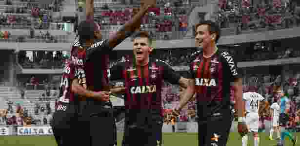 No primeiro turno, Furacão fez 4 a 0 no Leão - Miguel Locatelli/Site Oficial do Atlético-PR
