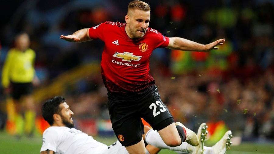 Lance da partida entre Manchester United e Valencia - REUTERS/Phil Noble