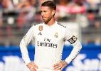 """Presidente da UEFA encerra caso Sérgio Ramos: """"foi feito da forma correta"""" - Juan Manuel Serrano Arce/Getty Images"""