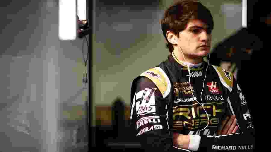 Pietro Fittipaldi será piloto de testes da fómula 1 nesta temporada - Divulgação/Haas