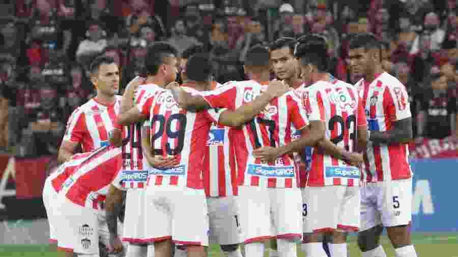 Vice-campeão da última Sul-Americana, Junior Barranquilla é a sensação do futebol colombiano atualmente - Didier Cano