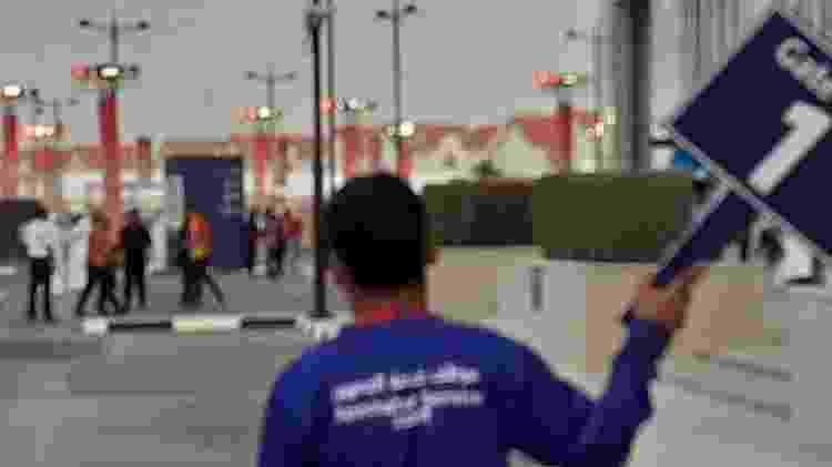 Mundial virou ensaio geral do Qatar para 2022 - Leo Burlá / UOL - Leo Burlá / UOL
