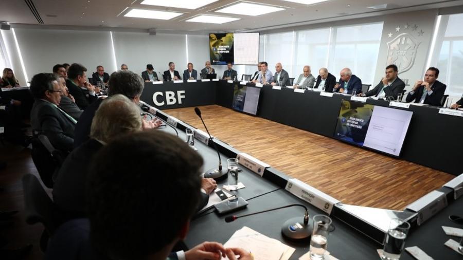 Clubes e CBF decidiram pela limitação da troca de técnicos no Brasileirão 2021 - Lucas Figueiredo/CBF