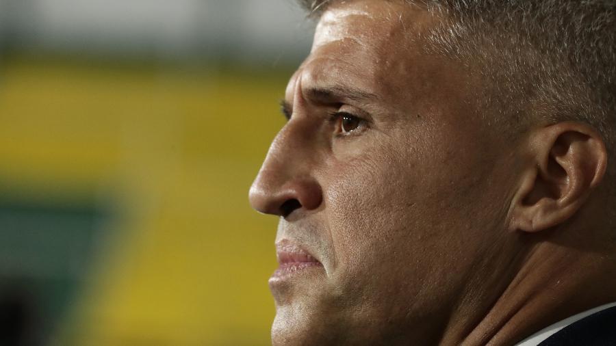 Hernán Crespo faz análise do elenco do São Paulo antes de assumir a equipe - Alejandro Pagni - Pool/Getty Image