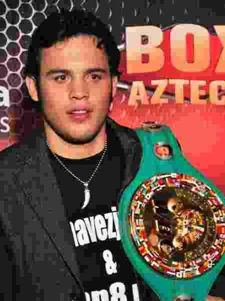 Julio César Chavez Jr. foi campeão mundial de boxe - Clasos/LatinContent via Getty Images - Clasos/LatinContent via Getty Images