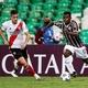 Cazares desmonta controle de jogo do River Plate. Fluminense merecia vencer