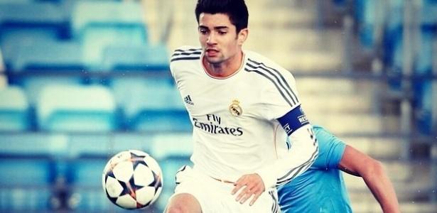 Enzo Zidane, 22 anos, vai defender o Alavés