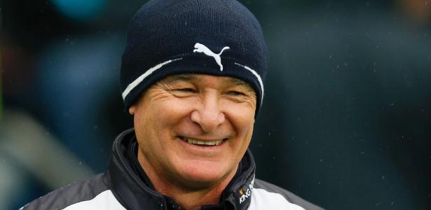 Claudio Ranieri faz excelente campanha no comando do Leicester