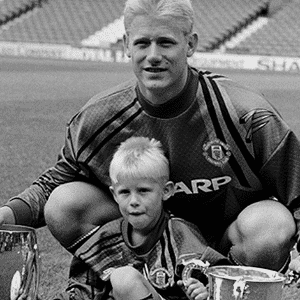 Peter e Kasper Schmeichel - Getty Images - Getty Images