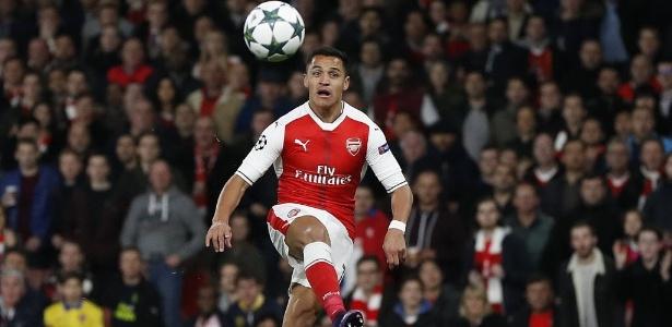 Nome de Sánchez é ventilado em rivais do Arsenal