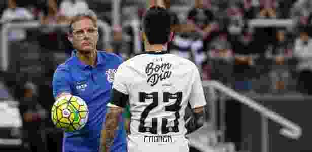 Oswaldo de Oliveira revê Corinthians um ano depois de uma saída traumática do clube - Rodrigo Gazzanel/Agência Corinthians