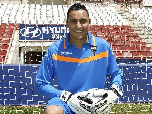 Keilor Navas, do Real Madrid, está em seu terceiro time espanhol. O primeiro foi o Albacete, em 2010
