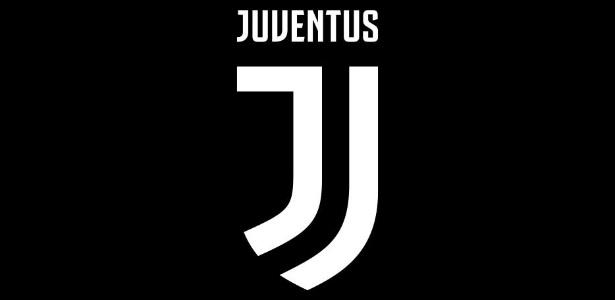 Juventus apresentou seu novo logo na segunda-feira (16) - Divulgação