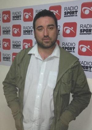 Antúnez trabalha em uma rádio chilena e foi detido na última quarta, em Itaquera