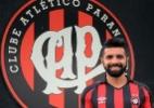 Atlético-PR confirma contratação de Guilherme, do Corinthians - Fábio Wosniak/Site oficial Atlético-PR