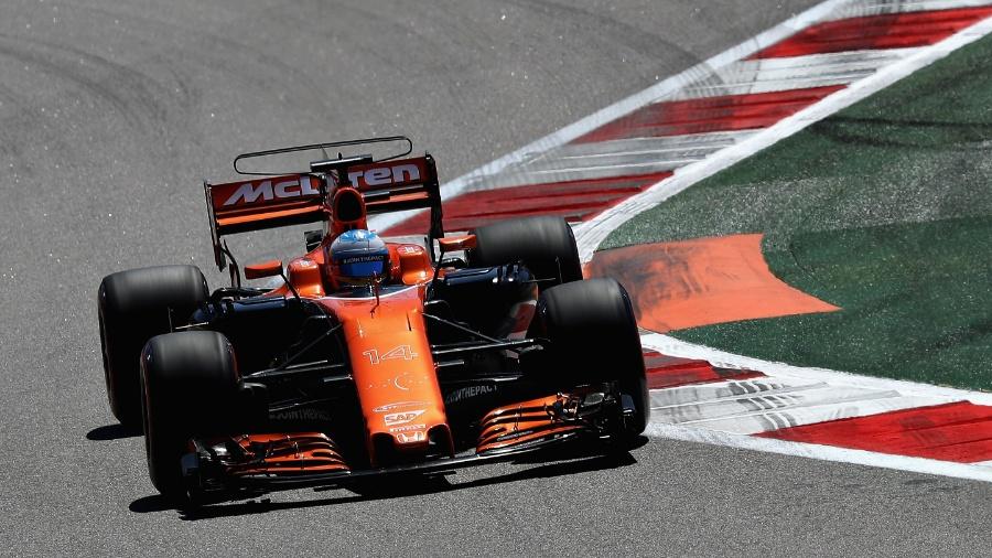 Futuro de espanhol na F1 é incerto. Espanhol é cotado em outras equipes além da McLaren - Mark Thompson/Getty Images