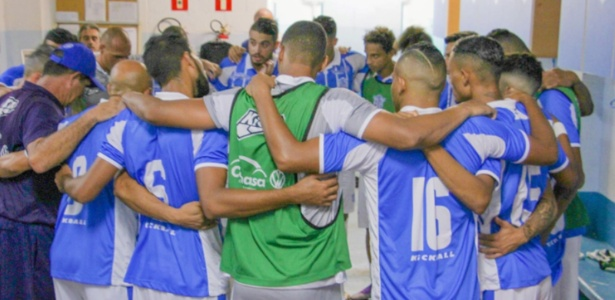 Elenco do Marília na disputa da Série A3 do Paulista de 2017