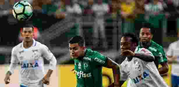 Kunty Caicedo (à direita) deixou o Cruzeiro por doença da mãe e possível devalorização - Ale Cabral/AGIF