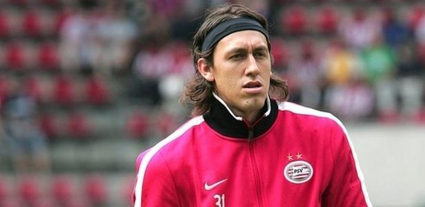Cássio atuou apenas cinco vezes nos quatro anos em que defendeu o PSV Eindhoven