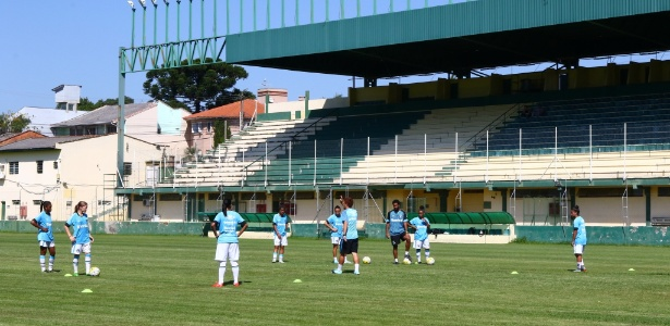 Equipe atuará no estádio Antônio Vieira Ramos, em Gravataí (RS)