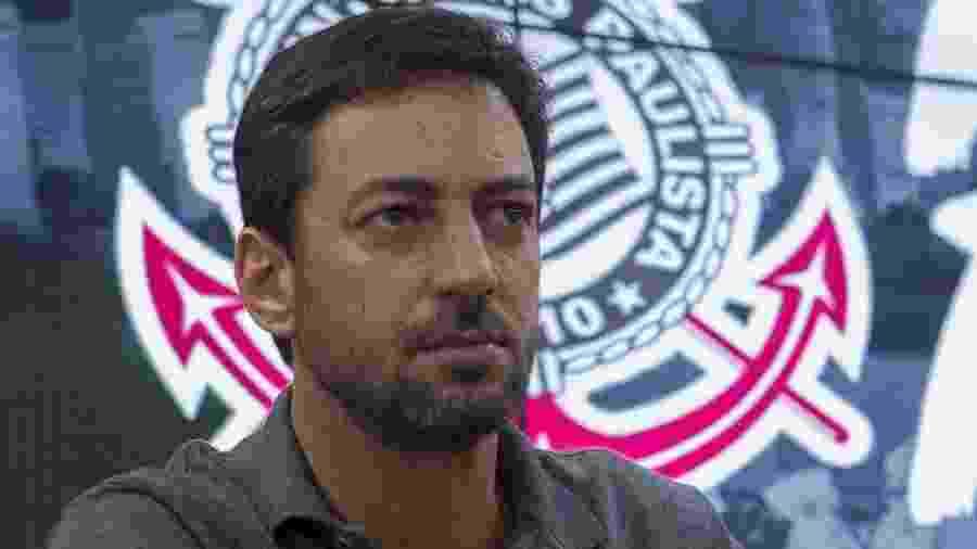 Diretor de futebol Duílio Monteiro Alves fala de possíveis reforços corintianos - Daniel Augusto Jr. / Ag. Corinthians
