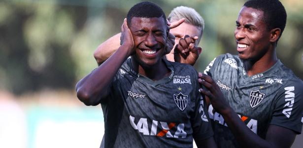 Aos 20 anos, lateral direito foi um dos destaques do Galo na temporada de 2018 - Bruno Cantini/Divulgação/Atlético-MG