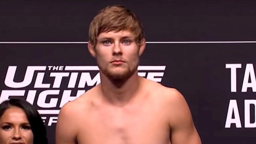 Bryce Mitchell, lutador do UFC - Reprodução