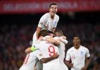Na Liga das Nações, Inglaterra vence Espanha e quebra tabu de 15 anos - Michael Regan/Getty Images