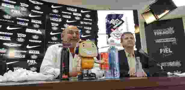 Novo patrocinador do Corinthians explica saída do São Paulo e vê ... a11efe670598f