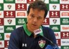 """""""Desempenho bom, resultado ruim"""", destaca Diniz após empate do Flu - MAILSON SANTANA/FLUMINENSE FC."""