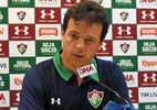 Fernando Diniz diz que Flu não correu muitos riscos diante do Flamengo - MAILSON SANTANA/FLUMINENSE FC.