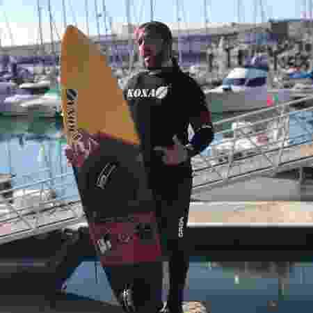 Surfista brasileiro Rodrigo Koxa - Aline Cacozzi - Aline Cacozzi