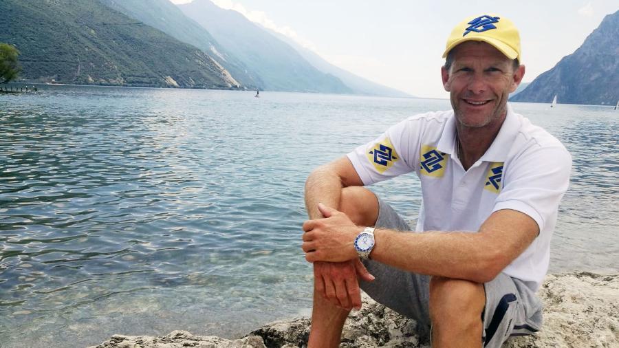 Robert Scheidt, cinco vezes medalhista olímpico, velejador - Divulgação
