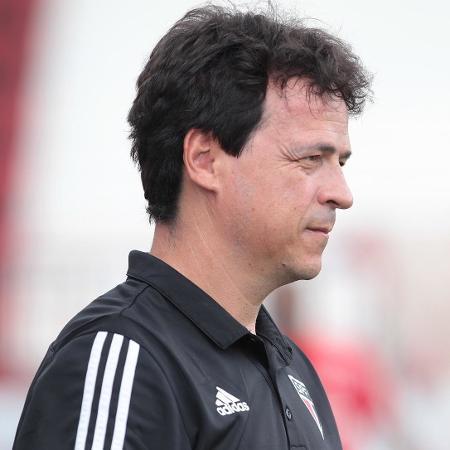 Fernando Diniz, novo técnico do Santos  - Rubens Chiri/ saopaulofc.net