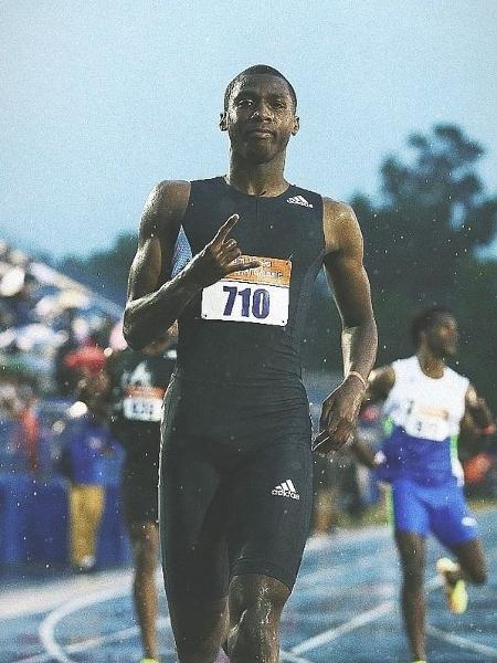 Erriyon Knighton quebra o recorde de juniores de Usain Bolt - Reprodução/Instagram