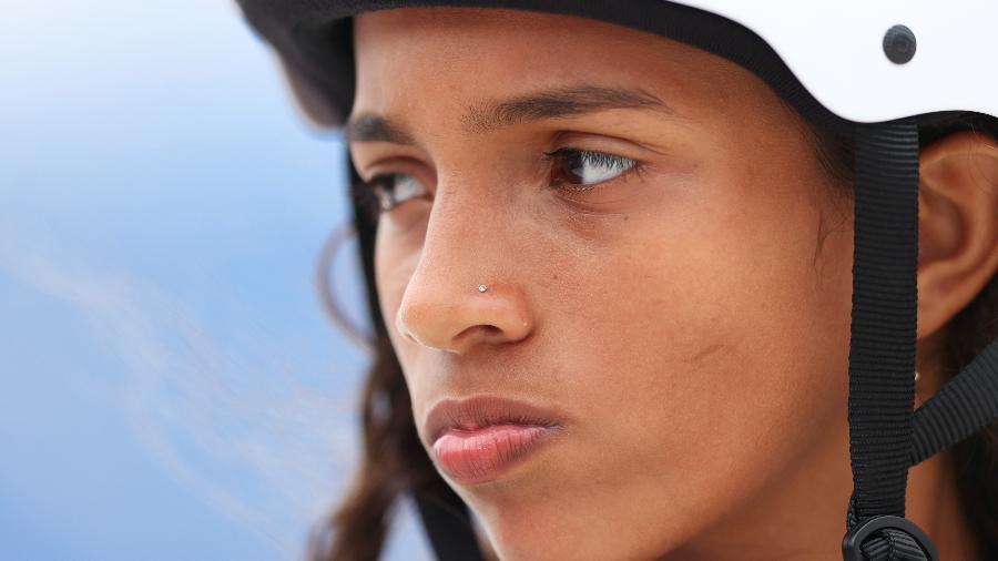 Rayssa Leal, medalha de prata no skate - Patrick Smith/Getty Images