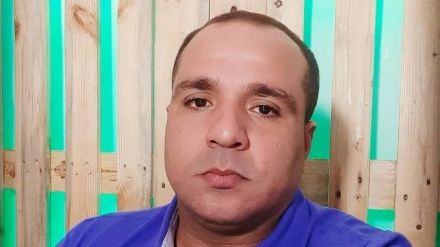 Gabriel Alcanta, comentarista de badminton do SporTV, é confundido com Zinho - Reprodução/Instagram